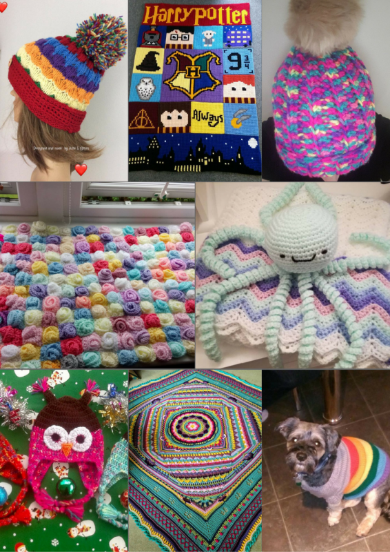 Marriner Yarns November Competition entries