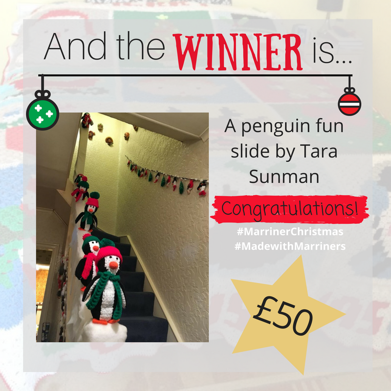 December Competition winner | Tara Sunman | Congratulations!