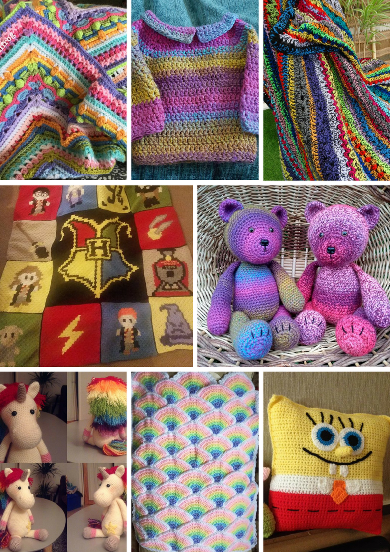 January #MadewithMarriners favourite entries
