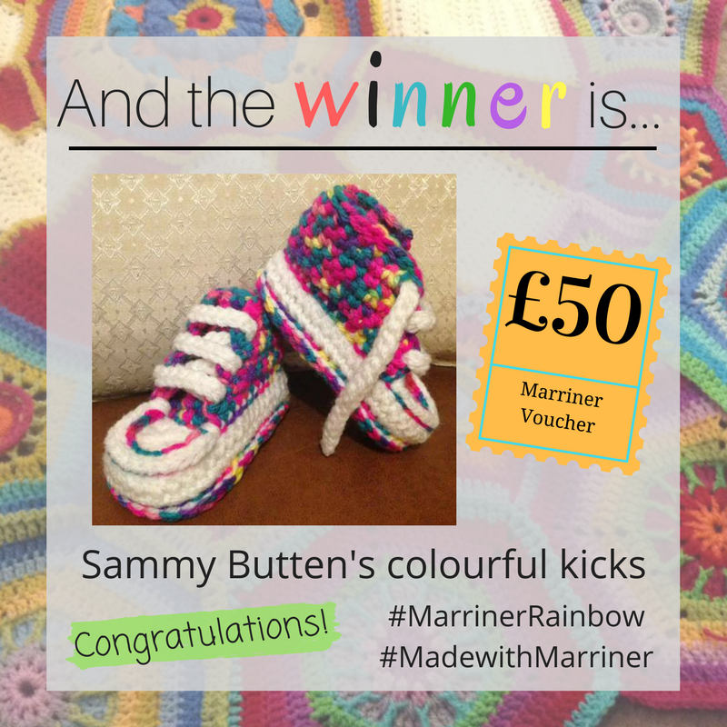January Made with Marriner competition | Won by Sammy Butten