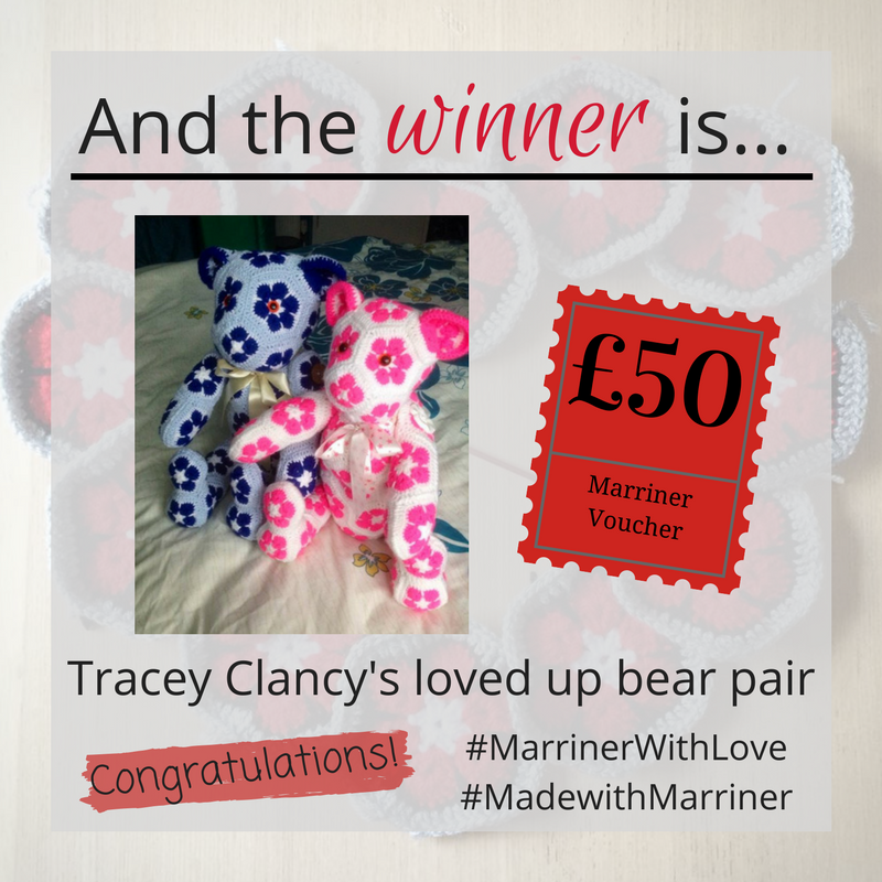 Congratulations to February's winner - Tracey Clancy