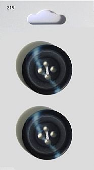 Navy Round Swirl Effect Buttons 219
