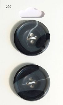 Black Round Swirl Effect Buttons 220