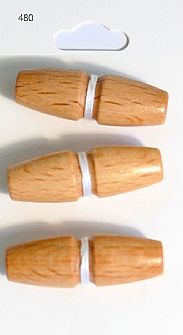 Wooden Toggle Buttons 480