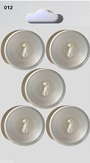 Clear Round Buttons 012