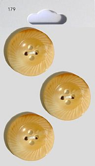 Shell Effect Round Rimmed Buttons 179