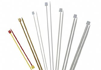 Aluminium Knitting Needles 25cm (length)