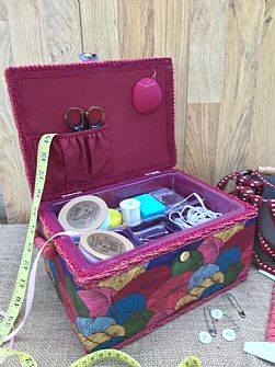 Marriner Yarns Sewing Boxes
