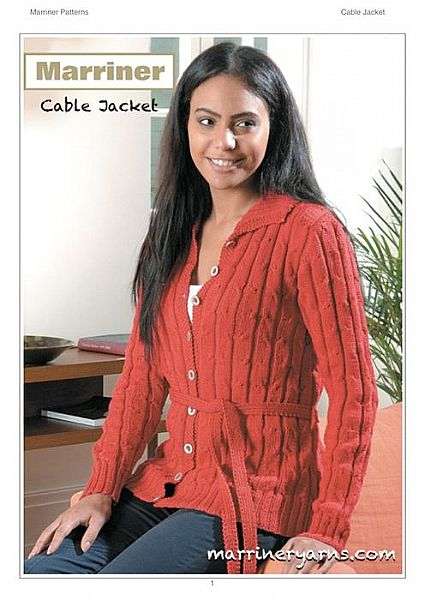 35716 Cable Jacket in DK