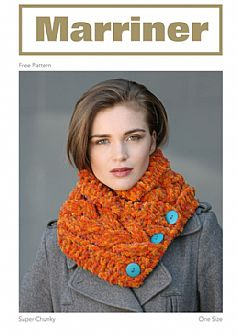 FP001 - Buttoned Neck Warmer