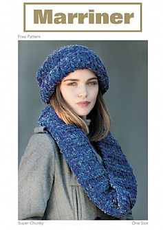 FP003 - Hat and Cowl
