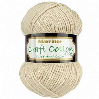 Marriner 100% Craft Cotton 100g