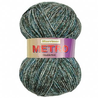 Marriner Metro DK Knitting & Crochet Yarn 100g