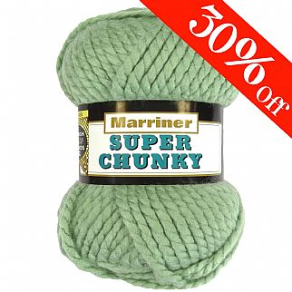 Marriner Super Chunky Knitting & Crochet Yarn 100g