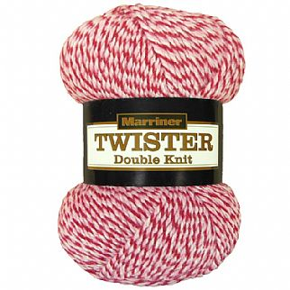 Marriner Twister DK Knitting & Crochet Yarn 100g
